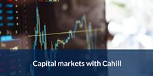 Cap markets Cahill