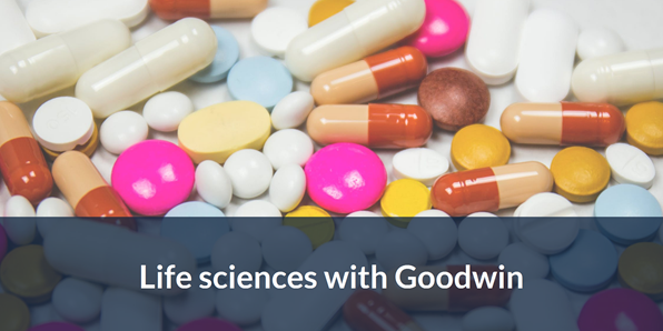 Life sciences goodwin